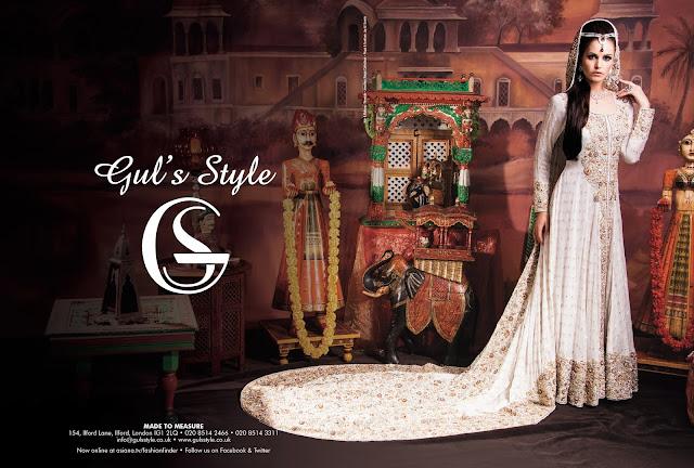 BridalDressesforWeddingwwwShe9blogspotcom252862529 - Bridal Dresses for Wedding by Gul Style Collection