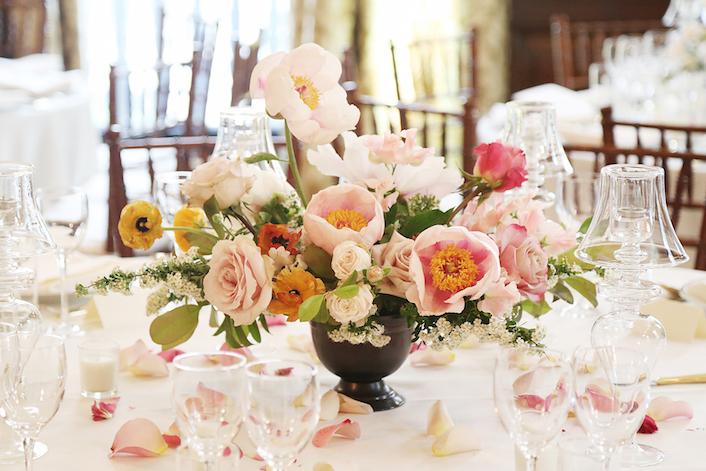 Copa de flores Putnam&Putnam