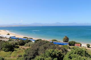 Santos Express - Mossel Bay