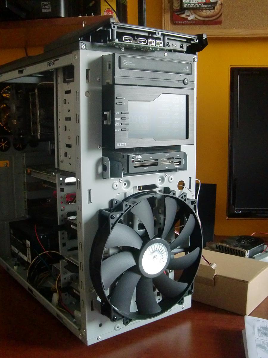 Cooler Master MegaFlow 200 Silent Fan