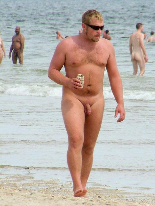 Candid nude beach boys