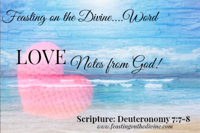 Feast on divine food, the divine word & maintain a fit life