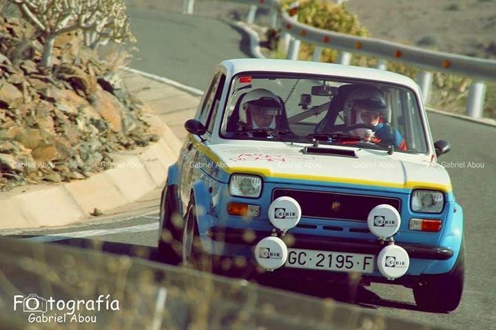 41 Rallye de Maspalomas (2014)