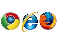 Browsers Google Chrome Mozila FireFox IE Learning HTML Free