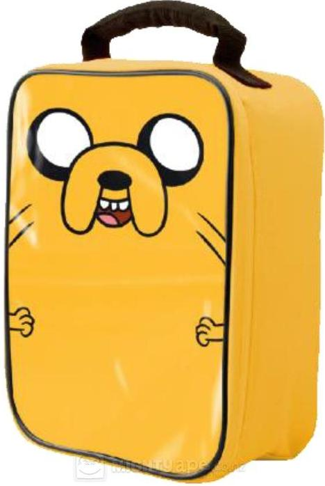 Adventure Time - Jake Face Lunch Cooler Bag