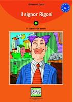 Signor Rigoni: книга на итальянском и аудио