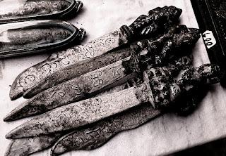 Ритуальный нож. N2