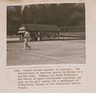 Tenisul in Vechiul Regat