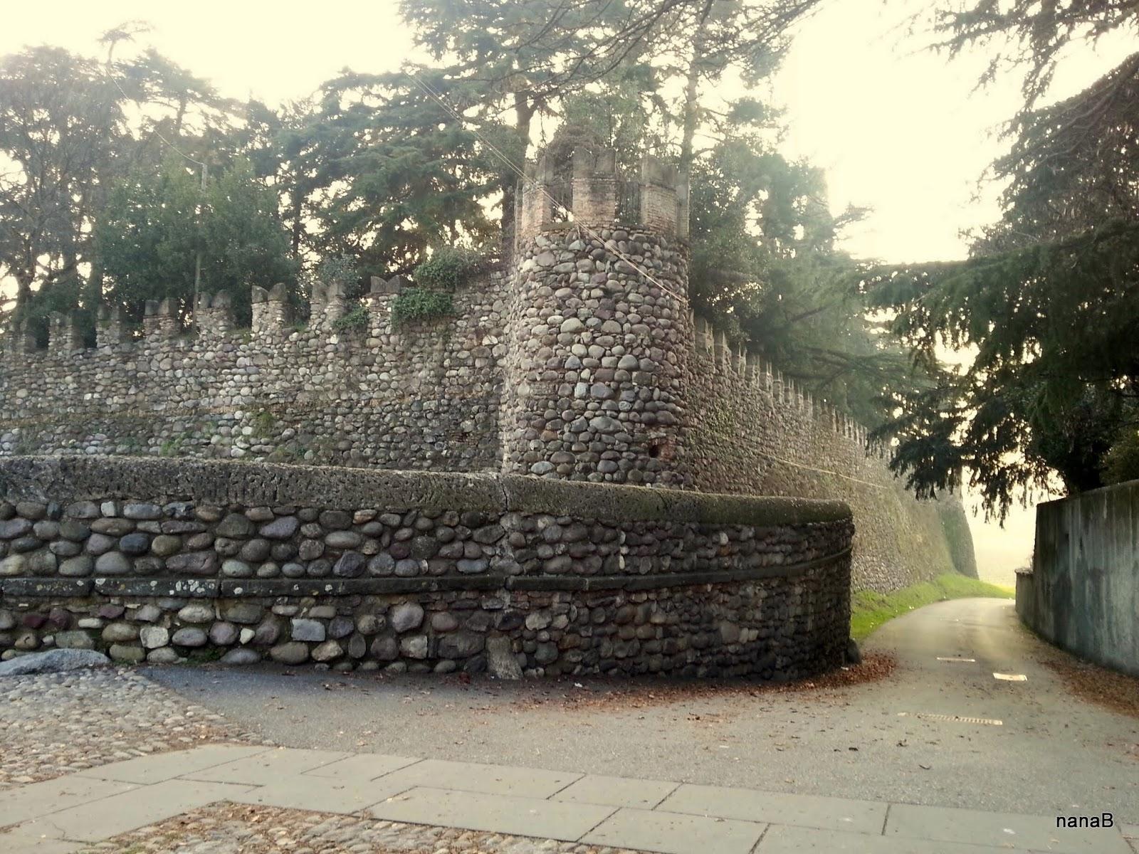 castle of bornato