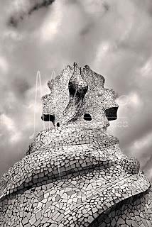 Coloso de Gaudí III, 2012.Mcchueco