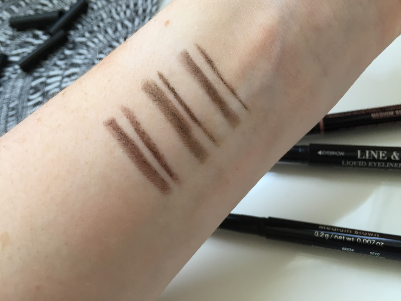 The Makeup Grub All About The Brows