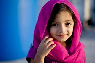 Gambar bayi muslim cantik berhijab