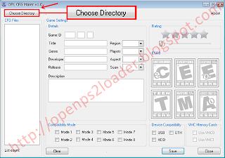Cara Edit Info Game Pada Tema OPL 0.9