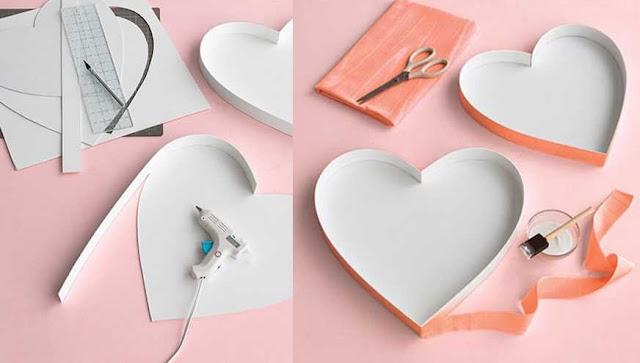kalp kutu nasıl süslenir