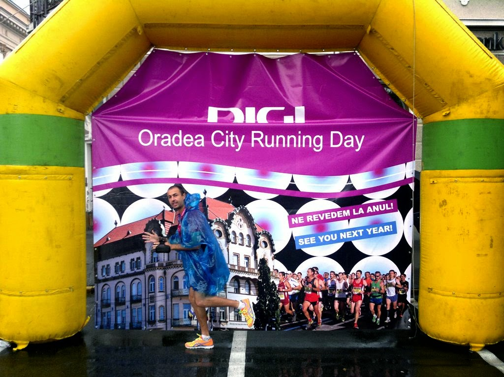 Oradea City Running Day 2014