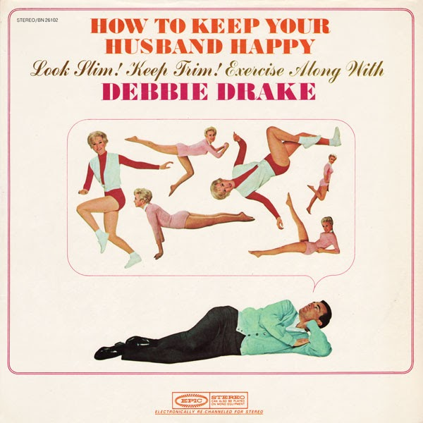 Vinylcise How To Keep Your Husband Happy 1964