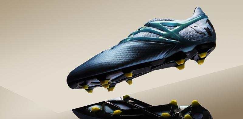 A Adidas lançou hoje o novo modelo de chuteiras que leva o nome do craque  argentino Lionel Messi. Você já viu toda a linha aqui no Blog. 6d9c242b858a0