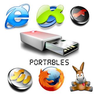 Aplicaciones portables o portatiles