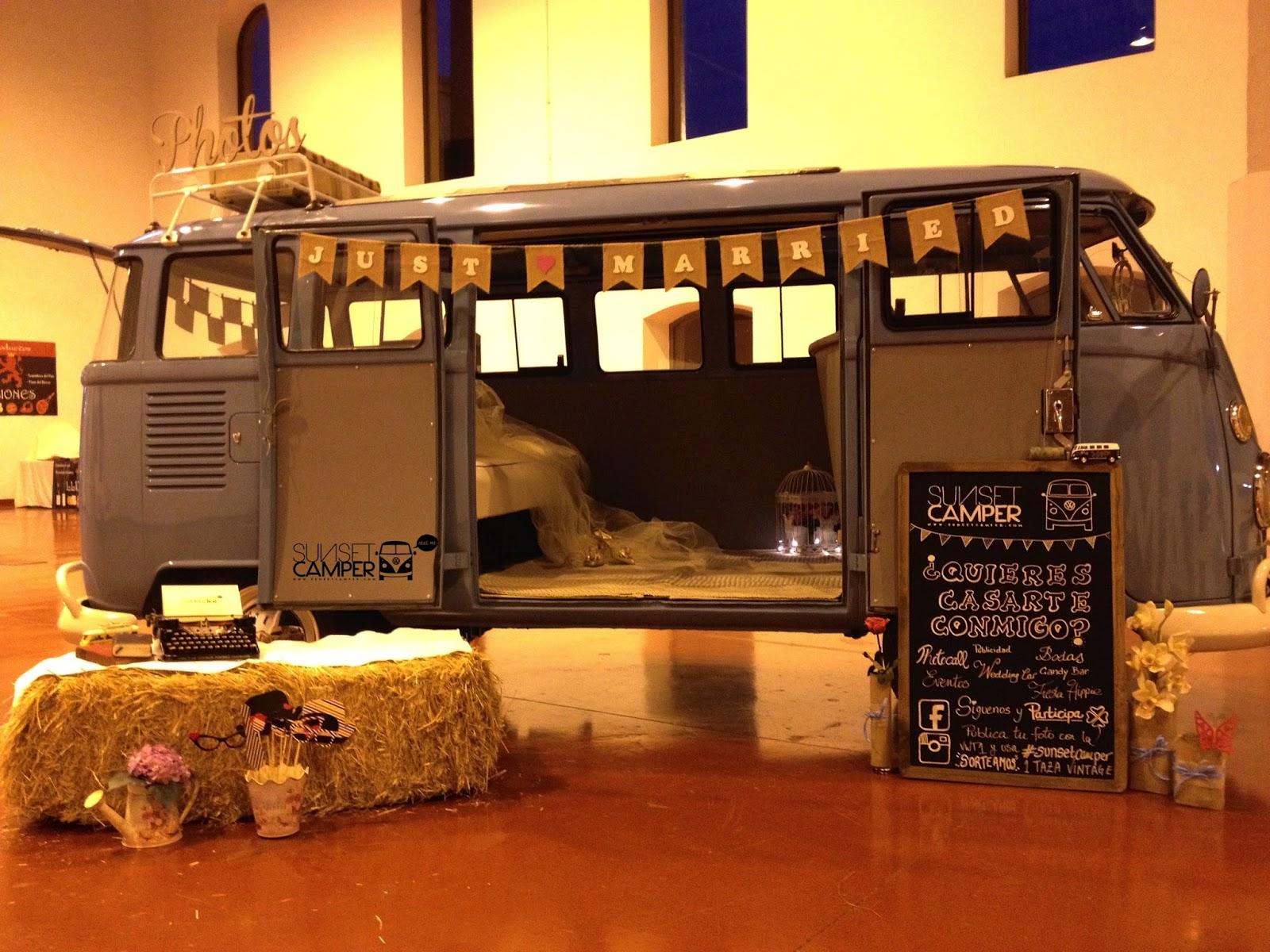 Alquiler furgonetas camper en cantabria for Alquiler decoracion bodas