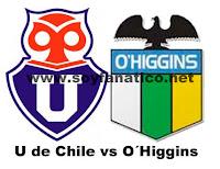 U de Chile - O´Higgins - Quinta Fecha Clausura 2012