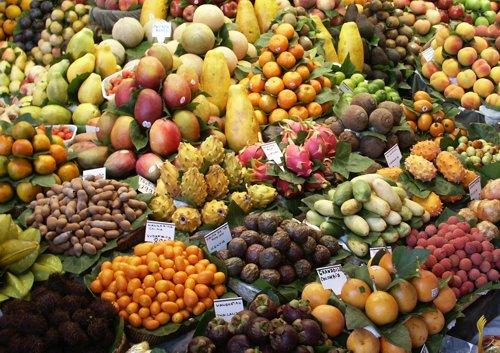 Frutas tropicales fruta - Frutas tropicales y exoticas ...