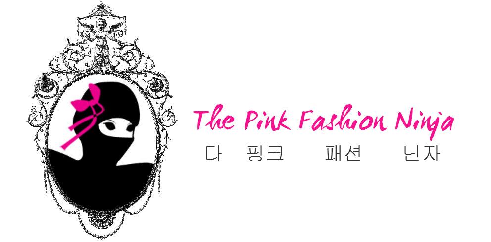 Pink Fashion Ninja