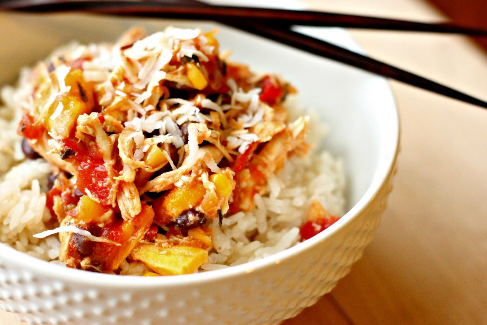 Chicken Coconut Rice Recipes — Dishmaps