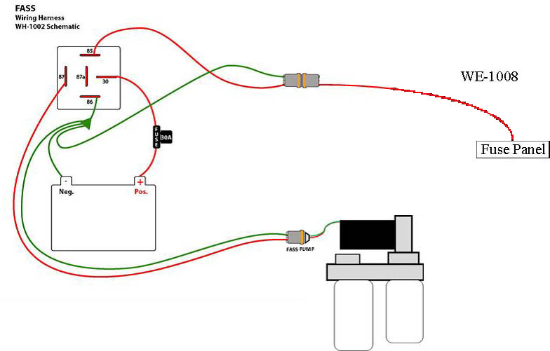 ford 6 0 powerstroke wiring diagram oc diesel fass titanium install 11 12 ford powerstroke 6