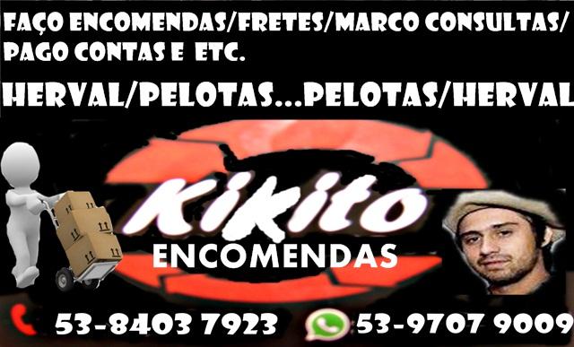 ENCOMENDAS DE PELOTAS