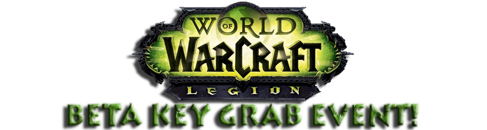 Warcraft Legion Game Keys