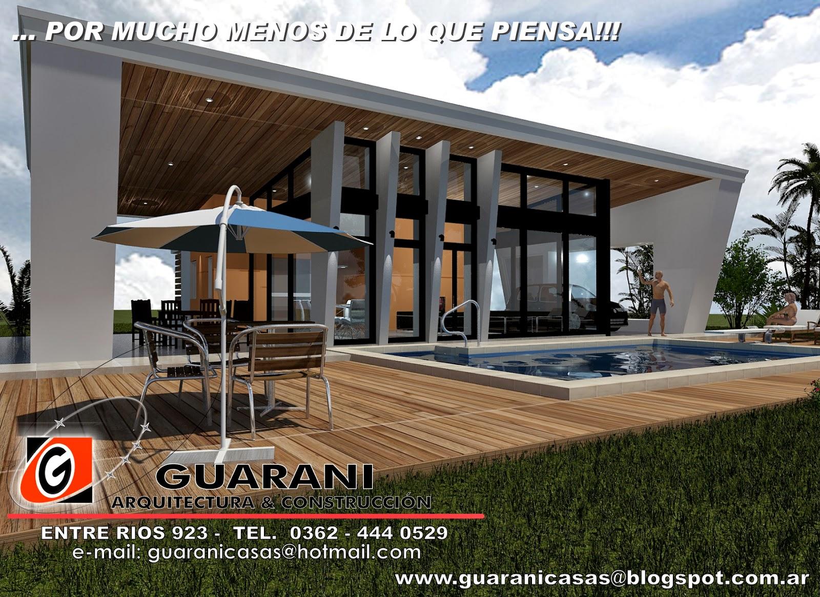 ARQUITECTURA Y CONSTRUCCION: DISEÑO / CASA DE CAMPO