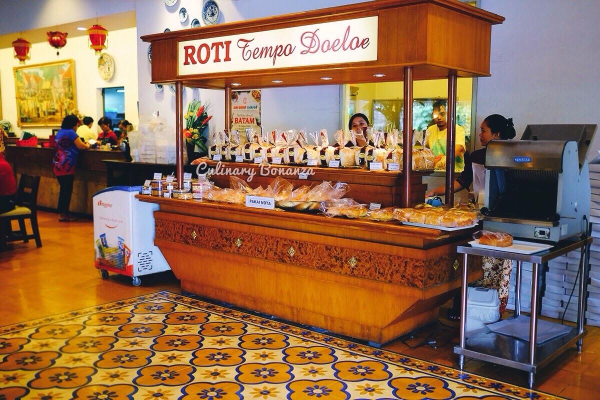 Roti Tempo Doeloe - Ikan Bakar Cianjur Alam Sutera (www.culinarybonanza.com)