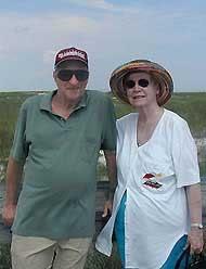 Mae Dean's 2004 beach shirt