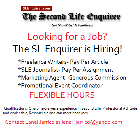 SLE Job Opportunities