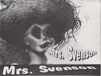 Mrs. Svenson - 1995 demo