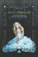 alice in zombieland by gena showalter book cover