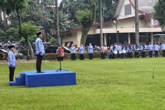 Wakil Walikota Minta PNS Jaga Netralitas Jelang Pilkada