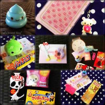 Kawaii box cute zakka