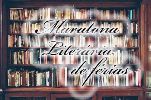 maratona literária de férias
