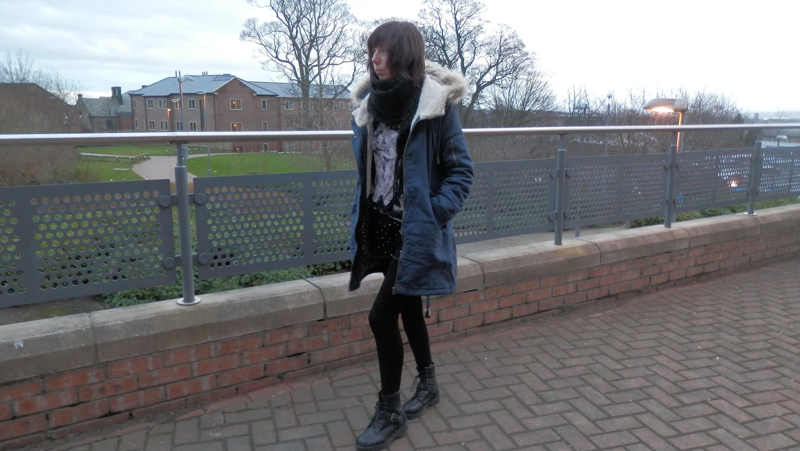 Perfect Parka Outfit