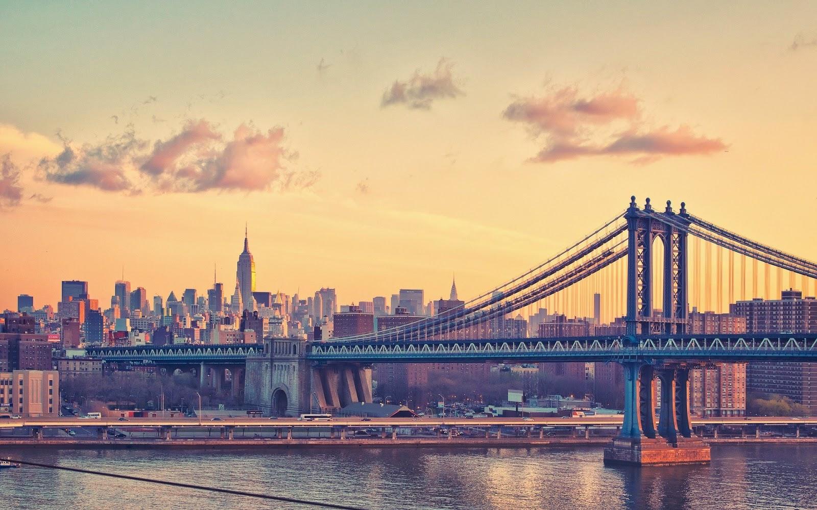 New york city bridge hd desktop best wallpaper