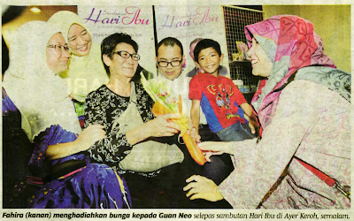 Nenek Bukan Islam Jaga Cucu Islam Kena Tohmoh