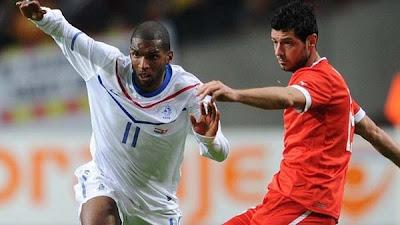 Holland 0 - 0 Switzerland (2)