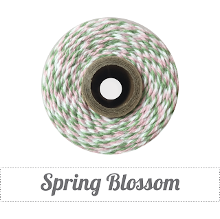 NEW products from SRM!  Day #4 - Ribbons, Lace & Twine! - #twine #6ply #plus #twinery