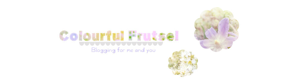 Colourful Frutsel