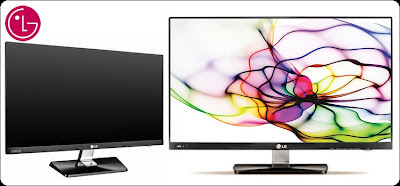 Monitor LG IPS7 Series Dengan Konektor MHL