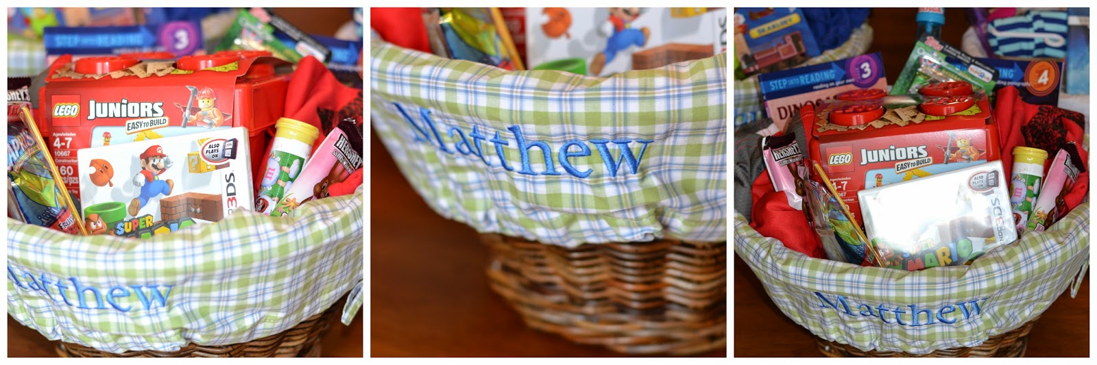 Happily a housewife 2014 easter baskets matthews basket 6 year old boy negle Image collections