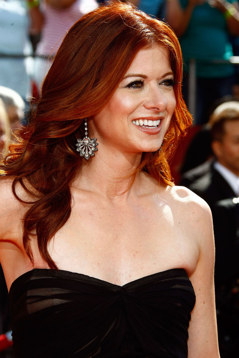 deb messay grace adler Debra messing is best known for her iconic role as grace adler on nbc's will & grace, which is getting a much-anticipated reboot this week since its debut in 1998.