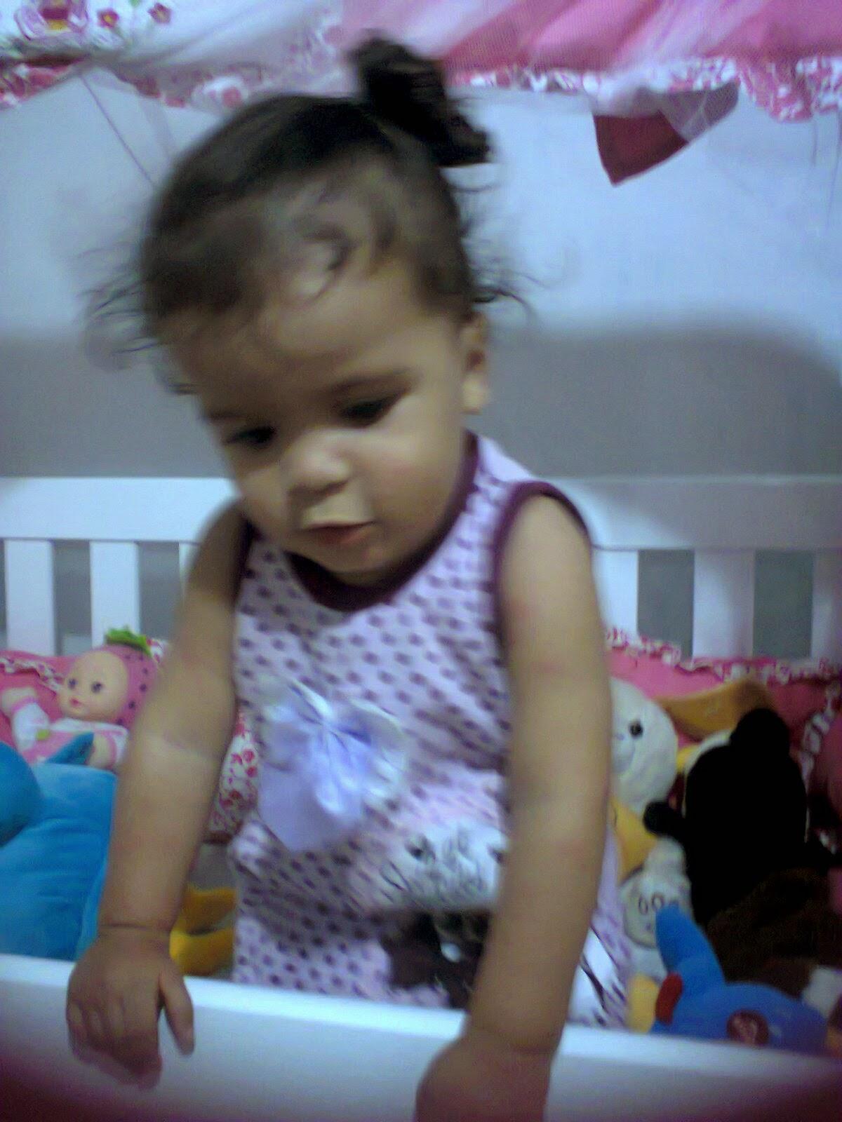 Sophia com 11 meses