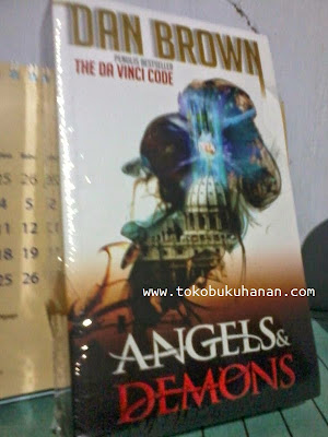 Buku : ANGELS & DEMONS : DAN BROWN